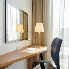 Отель Hampton by Hilton Amsterdam Airport Schiphol 3* Стандартный номер с различными типами кроватей фото 5