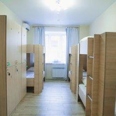 Гостиница ОК Кровать в женском общем номере с двухъярусными кроватями фото 4