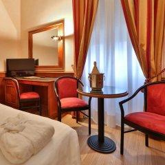 Best Western Hotel Moderno Verdi 4* Стандартный номер с разными типами кроватей фото 3