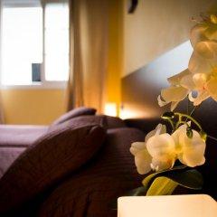 Отель Hostal La Muralla Стандартный номер с различными типами кроватей фото 15