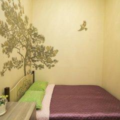 Хостел Siberia Стандартный семейный номер с двуспальной кроватью фото 5