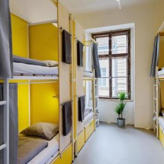 Flow Hostel Кровать в общем номере фото 3
