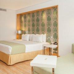Отель Nh Collection Mexico City Airport T2 4* Улучшенный номер фото 6