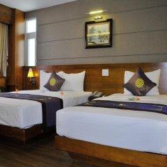 Barcelona Hotel Nha Trang 3* Улучшенный номер с разными типами кроватей фото 4