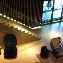 Отель Pan Pacific Serviced Suites Beach Road, Singapore фитнесс-зал фото 3