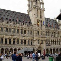 The Moon Hotel Brussels Брюссель городской автобус