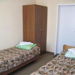 Гостиница Солнечная Стандартный номер с разными типами кроватей фото 27