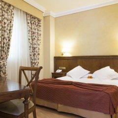 Отель Cervantes Испания, Севилья - отзывы, цены и фото номеров - забронировать отель Cervantes онлайн комната для гостей фото 4