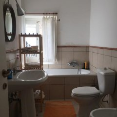 Отель Tetti Rossi Сиракуза ванная