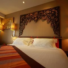 Отель Garden Cliff Resort and Spa 5* Номер Делюкс с различными типами кроватей фото 8