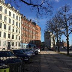 Отель City View Apartment Copenhagen Дания, Копенгаген - отзывы, цены и фото номеров - забронировать отель City View Apartment Copenhagen онлайн парковка