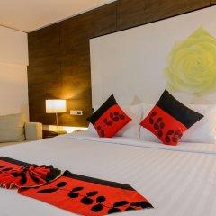 I Residence Hotel Silom 3* Люкс с различными типами кроватей фото 2