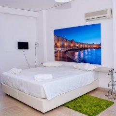 Lefka Hotel, Apartments & Studios Студия Эконом с различными типами кроватей фото 11