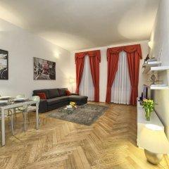 Апартаменты Residence Salvator - Prague City Apartments комната для гостей