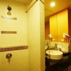 Andakira Hotel 4* Улучшенный номер с разными типами кроватей фото 3