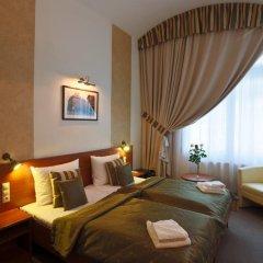 Hotel U Svatého Jana 3* Стандартный номер с различными типами кроватей фото 5