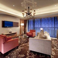 Sheraton Shunde Hotel 4* Номер Делюкс с различными типами кроватей фото 10