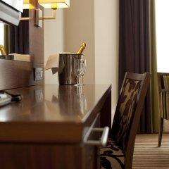 Отель Ramada Plaza Liege City Center 4* Номер Делюкс фото 8