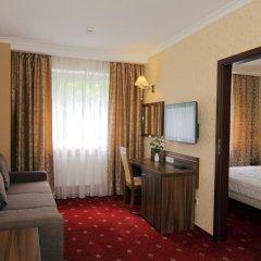 Гостиница Делис 3* Люкс с различными типами кроватей фото 4