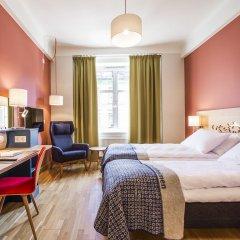 Отель Hotell Bondeheimen 3* Стандартный номер с двуспальной кроватью