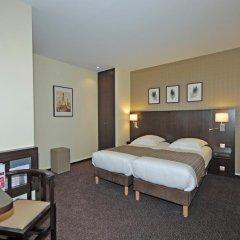 Отель Eiffel Saint Charles 3* Стандартный номер с различными типами кроватей фото 4