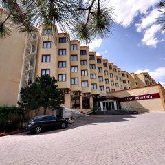 Mustafa Hotel Турция, Ургуп - отзывы, цены и фото номеров - забронировать отель Mustafa Hotel онлайн парковка
