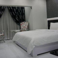 White Fort Hotel Номер Делюкс с различными типами кроватей фото 7
