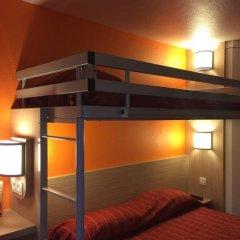 Отель Premiere Classe Marseille La Valentine Стандартный номер с различными типами кроватей фото 4