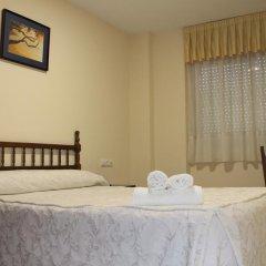 Отель Hostal San Roque Стандартный номер с двуспальной кроватью фото 6