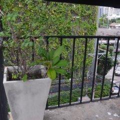 Отель Loft Suanplu Бангкок балкон