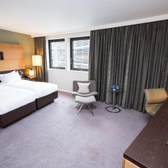 Отель Hilton London Tower Bridge 4* Представительский номер с 2 отдельными кроватями фото 2
