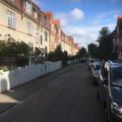Отель Engelsted Guesthouse Дания, Копенгаген - отзывы, цены и фото номеров - забронировать отель Engelsted Guesthouse онлайн парковка