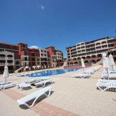 Отель Menada Saint George Palace Болгария, Свети Влас - отзывы, цены и фото номеров - забронировать отель Menada Saint George Palace онлайн пляж
