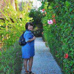 Отель Jardin De Mai Hoi An Номер Делюкс с различными типами кроватей фото 13