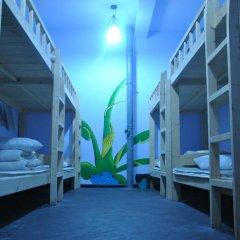 Chengdu Xinyi Youth Hostel Кровать в общем номере с двухъярусной кроватью фото 2