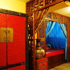 Beijing Double Happiness Hotel 3* Номер Делюкс с различными типами кроватей фото 3