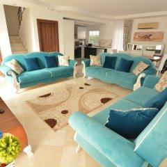 Villa Belek Happyland Улучшенная вилла с различными типами кроватей фото 30