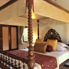 Отель Reef Villa and Spa Шри-Ланка, Ваддува - отзывы, цены и фото номеров - забронировать отель Reef Villa and Spa онлайн комната для гостей фото 3