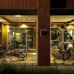 Отель Amaya Hills фитнесс-зал фото 3
