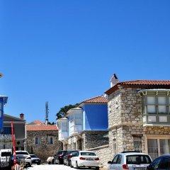 Отель Alacati Eldoris Otel 2* Номер Делюкс фото 16