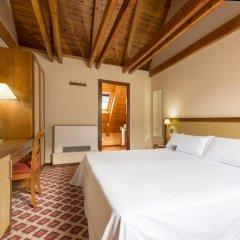 Отель Tryp Vielha Baqueira Улучшенный номер разные типы кроватей