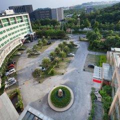 Landmark International Hotel Science City парковка