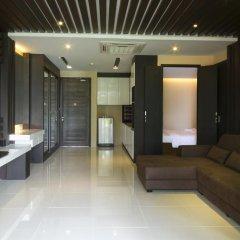 Отель Hamilton Grand Residence 3* Люкс с различными типами кроватей фото 13
