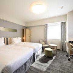 Richmond Hotel Tokyo Suidobashi 3* Улучшенный номер с 2 отдельными кроватями фото 3