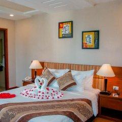 Northern Hotel 4* Номер Премьер с двуспальной кроватью фото 4