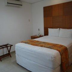 Отель Suites Gaby Мексика, Канкун - отзывы, цены и фото номеров - забронировать отель Suites Gaby онлайн комната для гостей фото 7