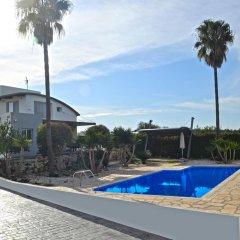 Отель Harmony Hillside Views Кипр, Протарас - отзывы, цены и фото номеров - забронировать отель Harmony Hillside Views онлайн бассейн фото 2
