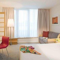 Отель Novotel Wien City 4* Стандартный номер с различными типами кроватей фото 3