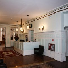 Grande Hotel de Paris интерьер отеля фото 3
