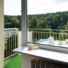 Отель Apartmenty Holiday Сопот балкон